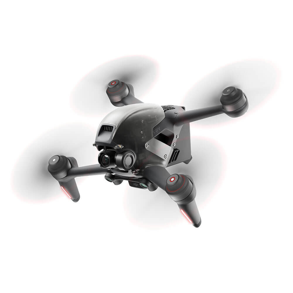 DJI FPV Combo drone + DJI FPV Fly More Kit + DJI FPV Motion Controller