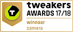Tweakers Awards 17/18 - Winnaar camera
