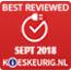 Best Reviewed