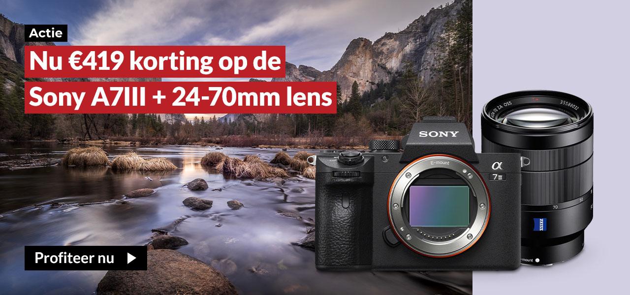 Sony A7 III+24-70