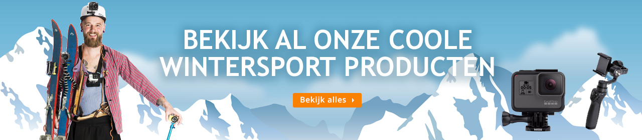 Coole wintersport producten