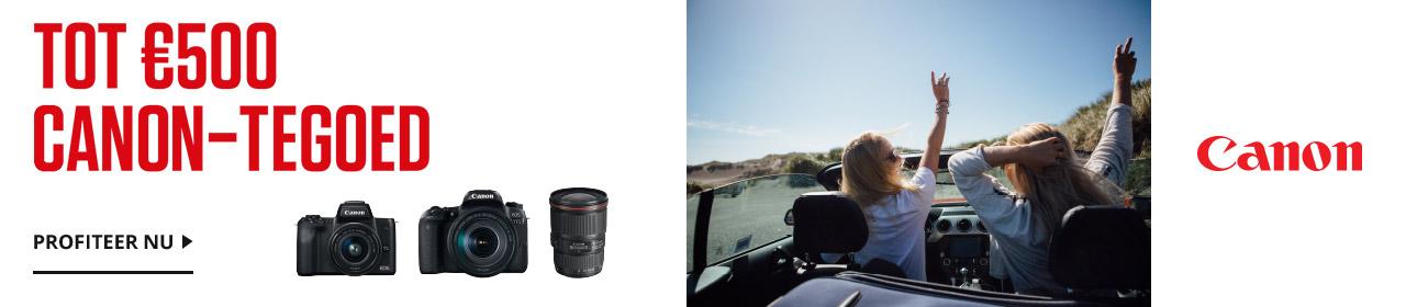 Canon Zomerpromotie 2018