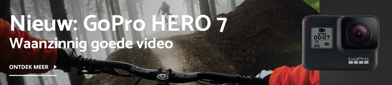 Nieuw: GoPro HERO7