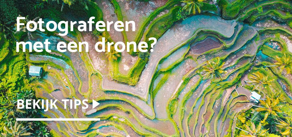Reisfotografie 2019 - tips dronefoto