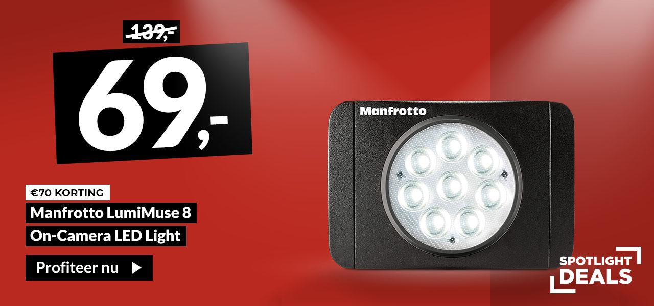 Spotlightdeal Manfrotto LumiMuse