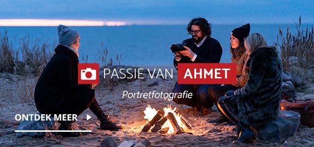 Passie van Ahmet - Portretfotografie
