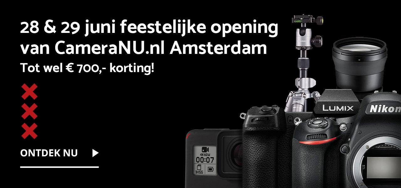 Opening Amsterdam