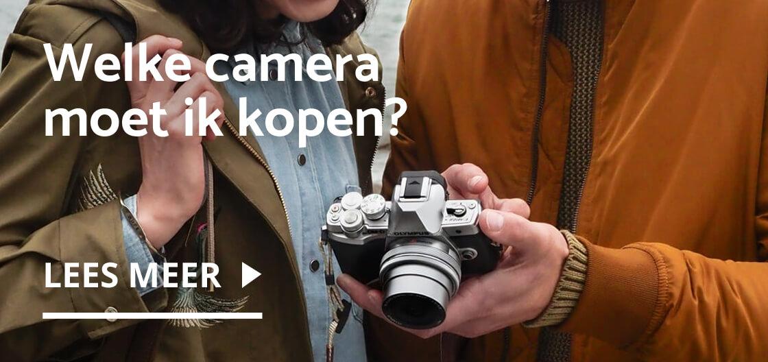 Welke camera moet ik kopen?