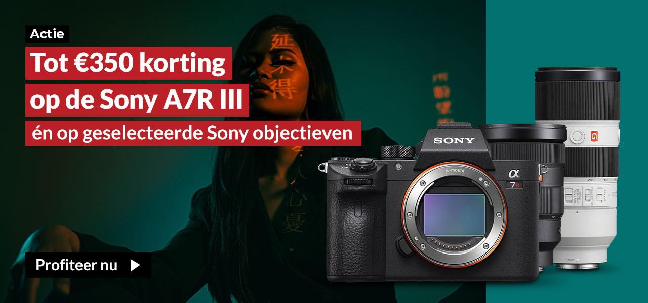 Sony Februari Promoties A7R4