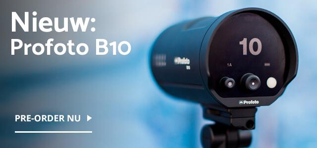 Nieuw: Profoto B10