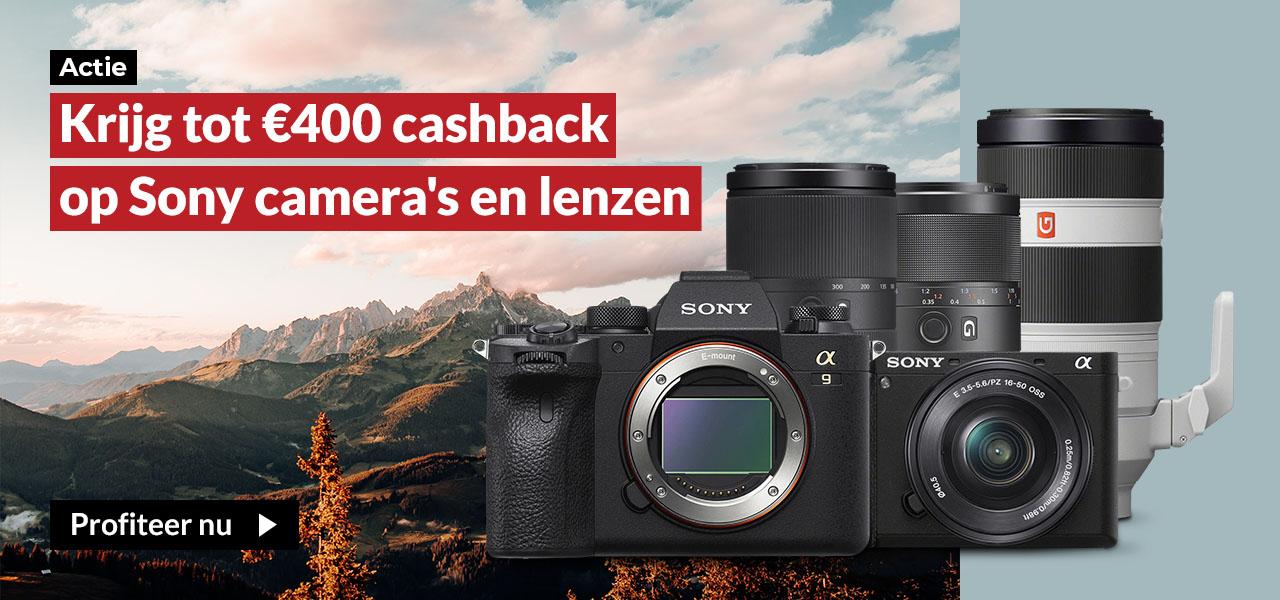 Sony Zomer Cashback