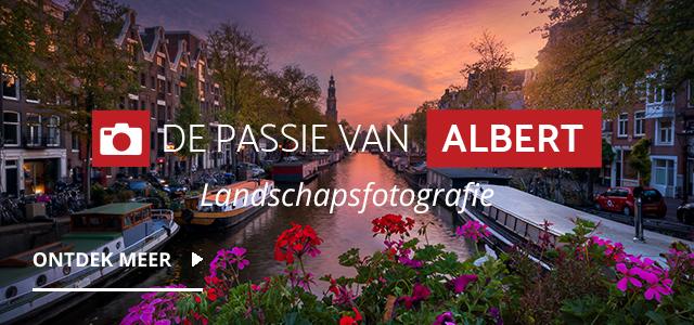Landschapsfotografie met Albert Dros