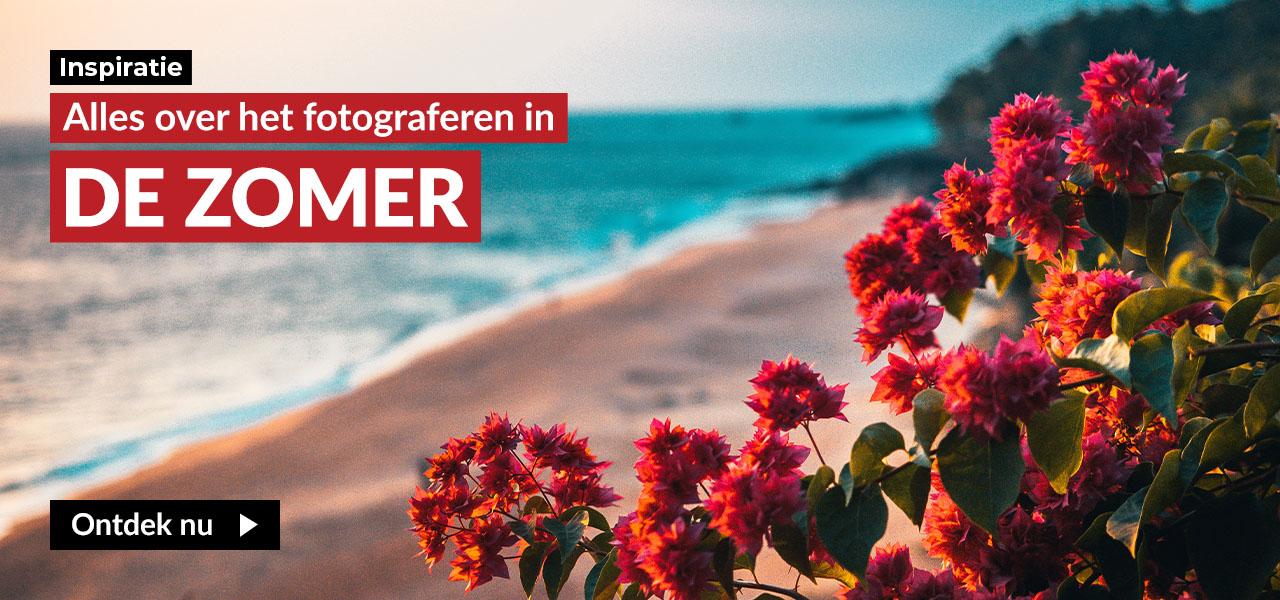 Alles over het fotograferen in de zomer