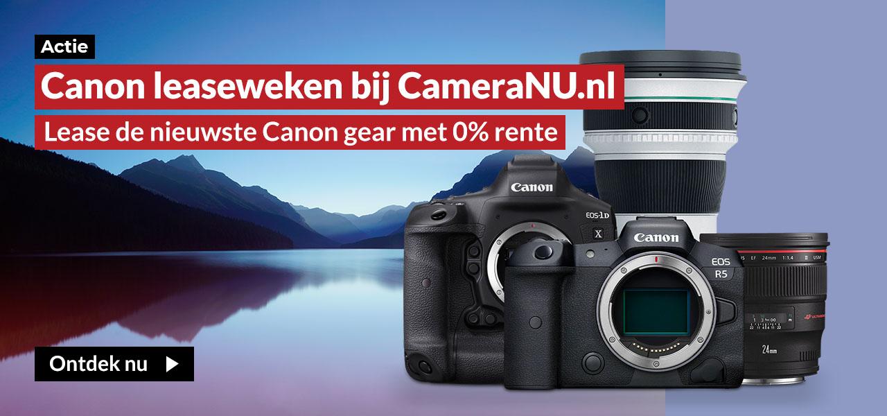 Canon Lease Weken