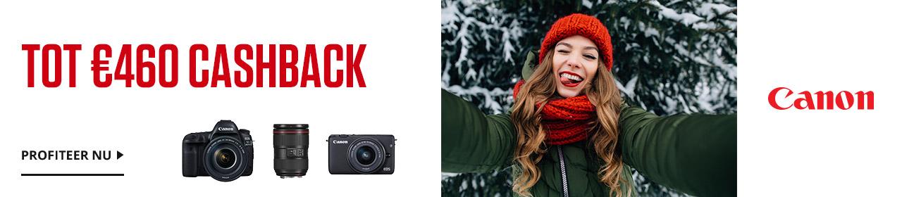 Canon Winter Promotie 2018