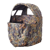 Stealth-Gear Extreme Two man Chair Hide M2 Camouflage schuiltent