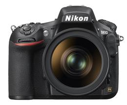 Nieuw van Nikon..., de D810