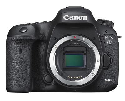 De nieuwe Canon EOS 7D Mark II - 1