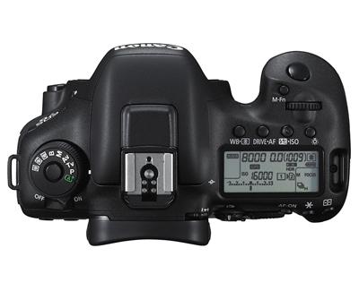 De nieuwe Canon EOS 7D Mark II - 2