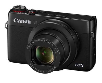 De nieuwe Canon PowerShot G7 X - 1