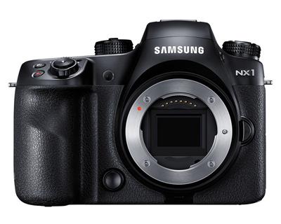 De nieuwe Samsung NX1 - 1