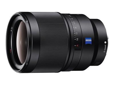 Nieuw van Sony: FE objectieven en converters - 5