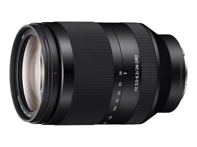 Nieuw van Sony: FE objectieven en converters - 3