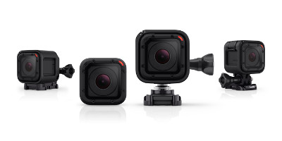 Nieuwe GoPro Hero 4 Session action cam - 1
