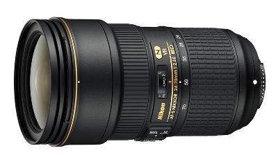 Nikon lanceert 24mm, 24-70mm en 200-500mm objectieven - 2
