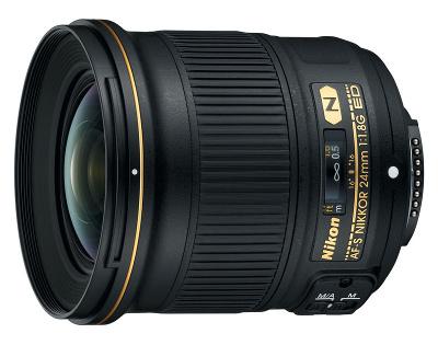 Nikon lanceert 24mm, 24-70mm en 200-500mm objectieven - 1