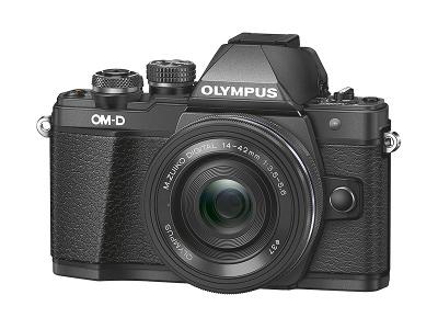 Olympus OM-D E-M10 Mark II systeemcamera - 1