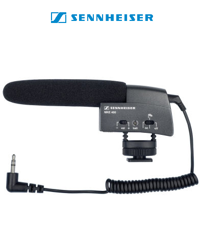 Sennheiser microfoons