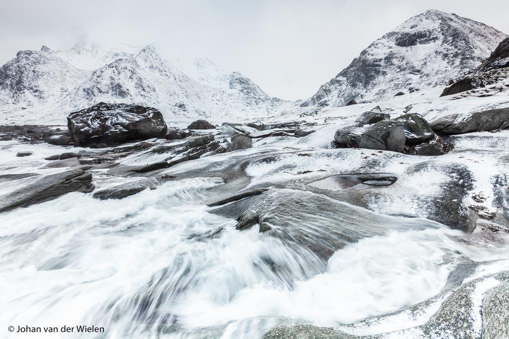 Fotograferen van de winter, sneeuw en ijs en belichting - 1