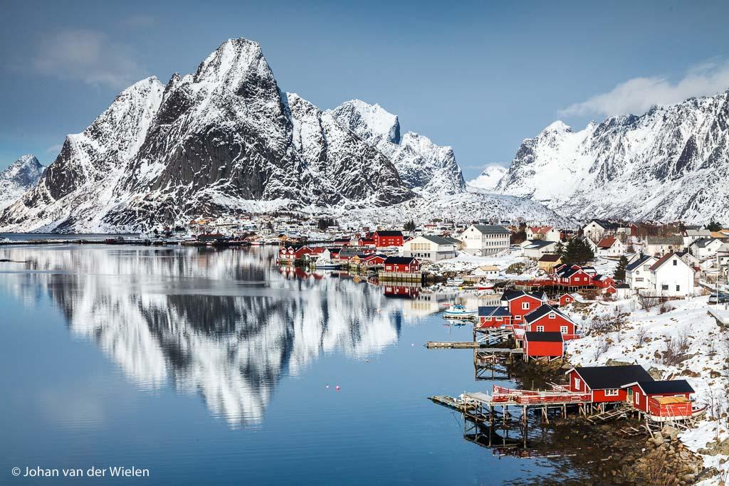 Fotograferen van de winter, sneeuw en ijs en belichting - 2