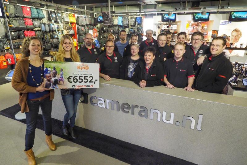 6500 Euro voor Stichting Red een Kind - 2