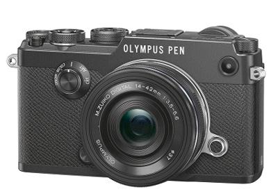 Olympus PEN-F systeemcamera bij CameraNU.nl - 1