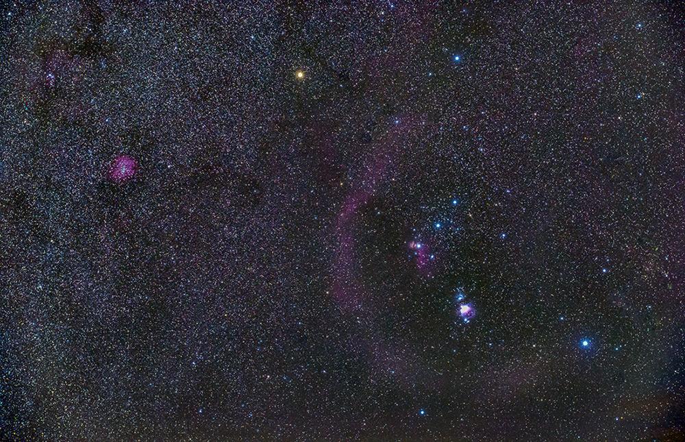 Introductie astrofotografie - 1