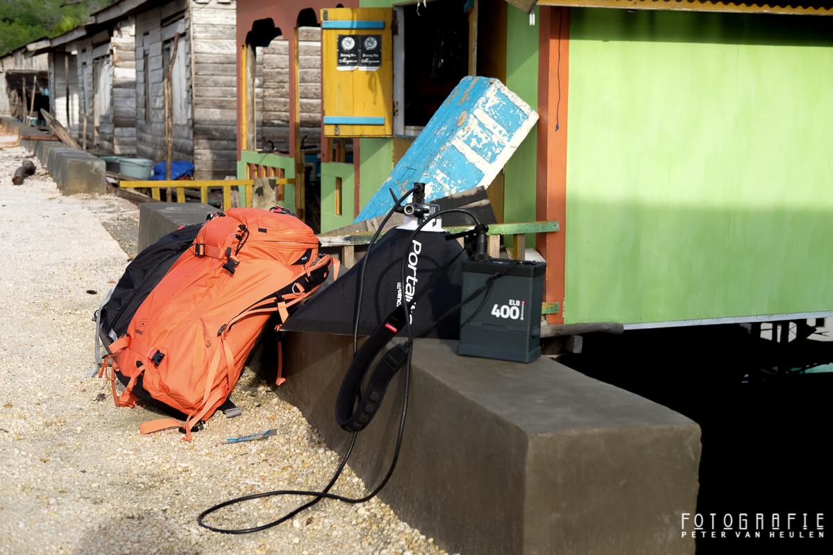 Op reis door Sulawesi met Elinchrom - 1
