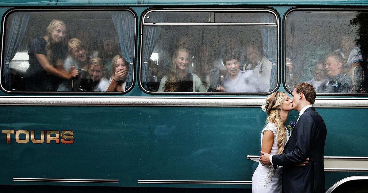 Wordt je zomaar bruidsfotograaf?