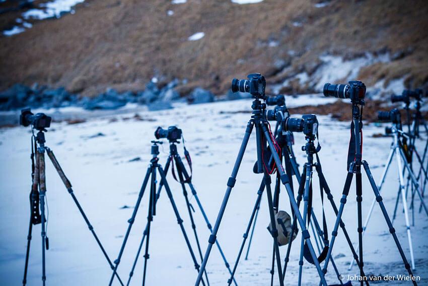 Een fotograaf zonder statief - 1