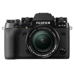 NIEUW: Fujifilm X-T2 systeemcamera - 1