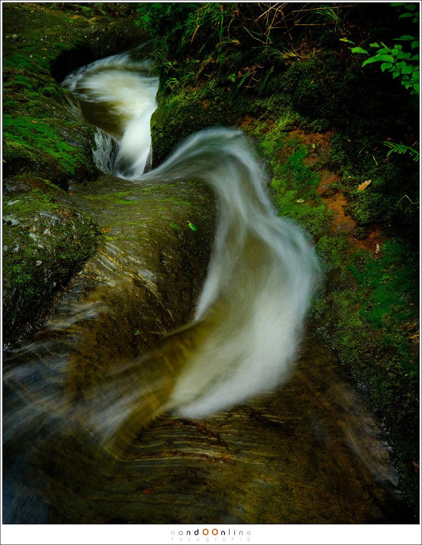 De juiste sluitertijd bij stromend water - 5
