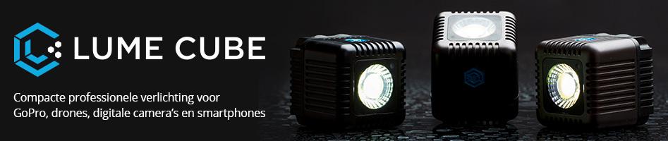 NIEUW: Lume Cube videoverlichting - 1