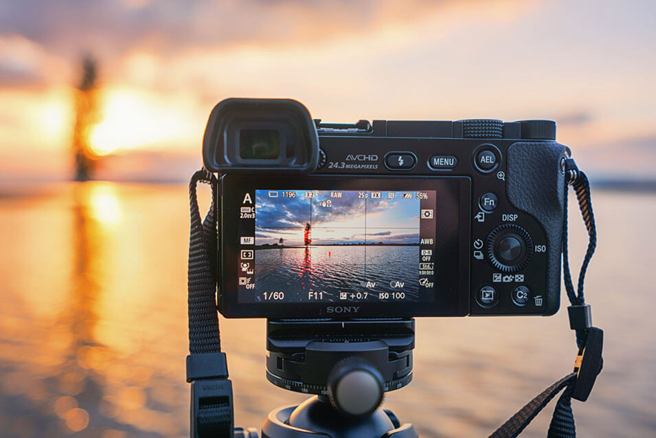 Sony A6000 systeemcamera review - 4