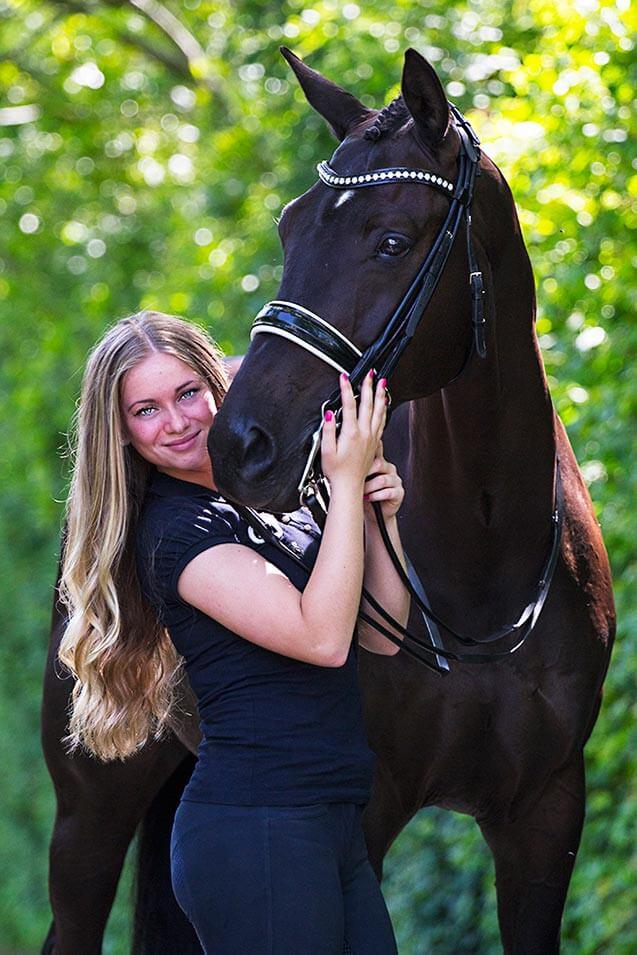 Tips voor het fotograferen van een paard - 11