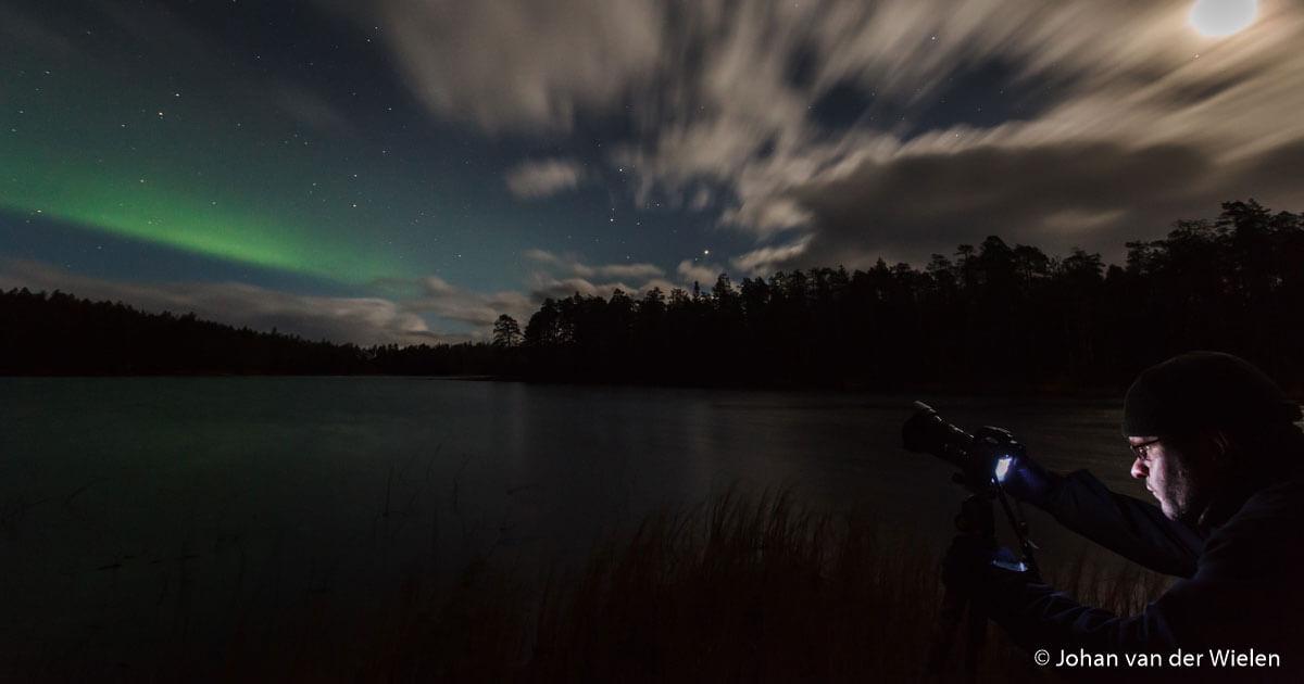 Natuurfotografie in de nacht