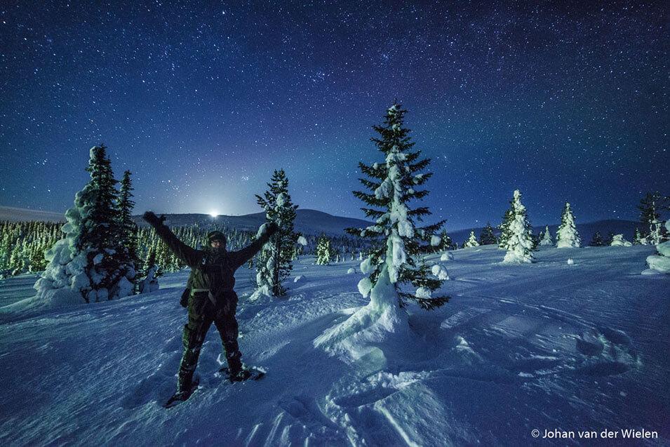 Natuurfotografie in de nacht - 3