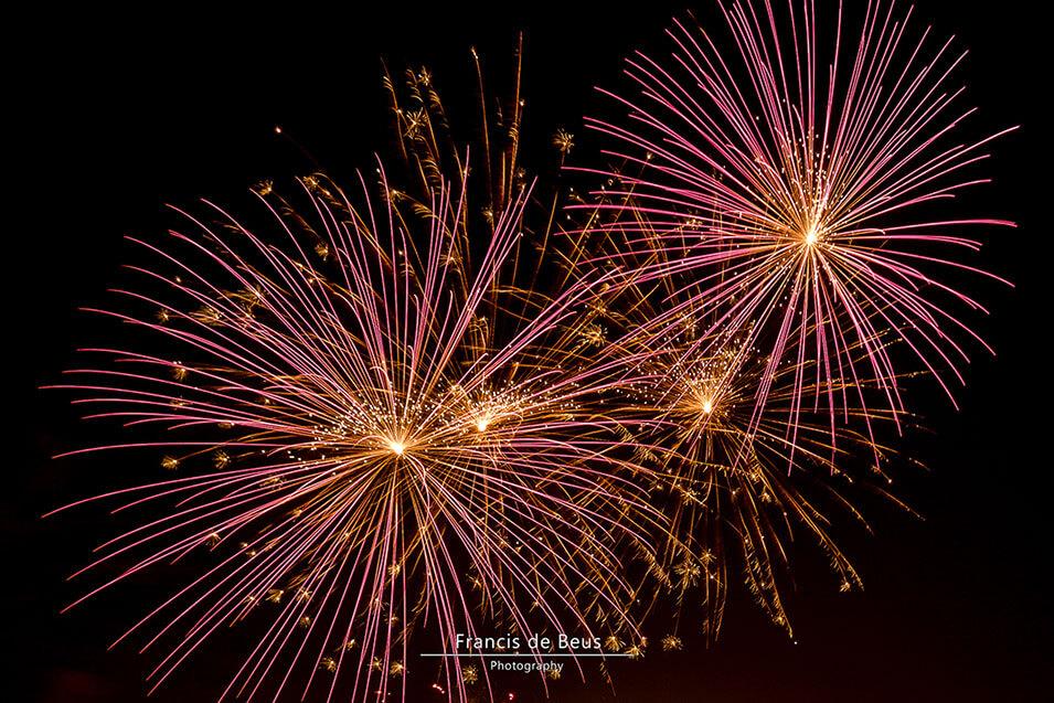 Tips om vuurwerk te fotograferen - 1
