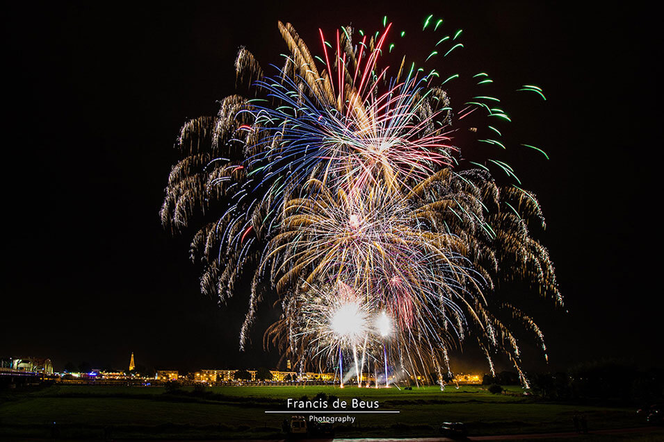 Tips om vuurwerk te fotograferen - 2