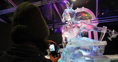 Tips voor het fotograferen van ijsbeelden!